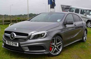 2013 Mercedes-Benz A45 AMG Matic