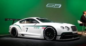 Bentley Continental GT3 Racecar 2014