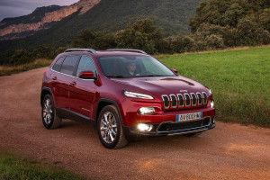 Photo Jeep Cherokee 2014
